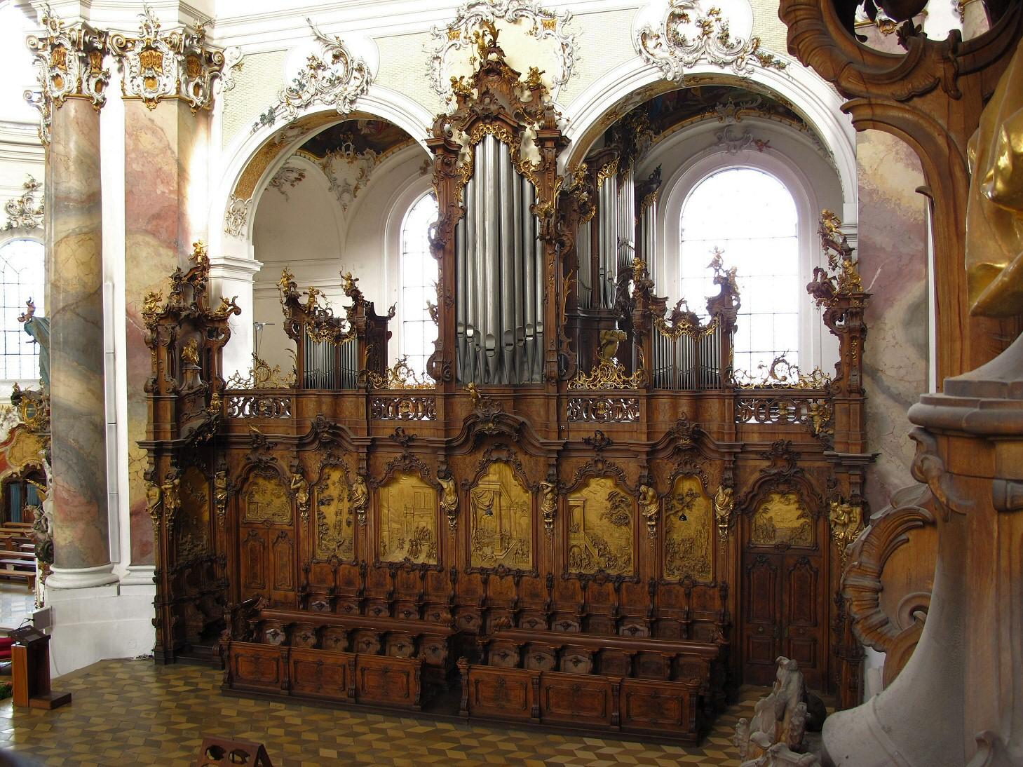 Heilig Geist-Orgel, Ottobeuren