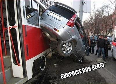Surprise Seks