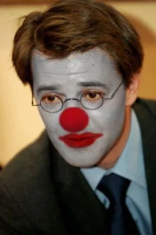 Baroin, clown triste