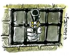 Caricature René Le Honzec/Contrepoints