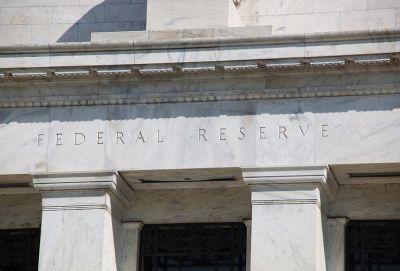 Façade de la Federal Reserve Bank