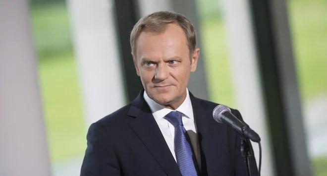 Donald Tusk, premier ministre polonais