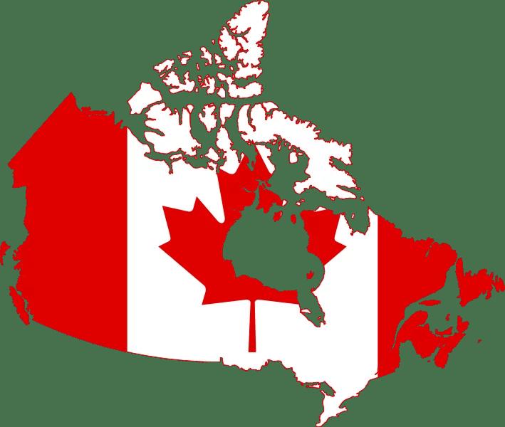 Drapeau Canada (Crédits : pmx, image libre de droits)