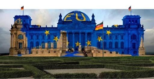 Un Reichstag très européen