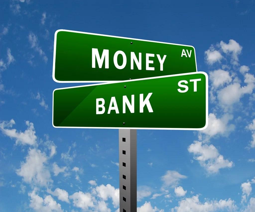Banques argent finance (Crédit : 401(K) 2013/Creative Commons)