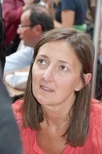 Karine Berger en 2011