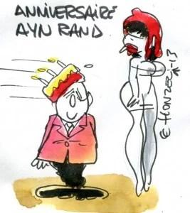 le honzec - annif ayn rand