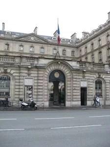 Siège de la Caisse des Dépôts et Consignations à Paris