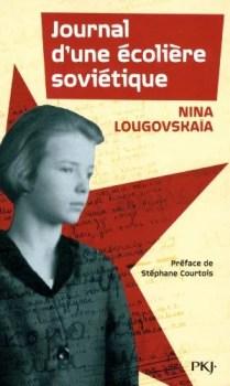 Journal écolière soviétique