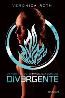 Divergente, de Veronica Roth