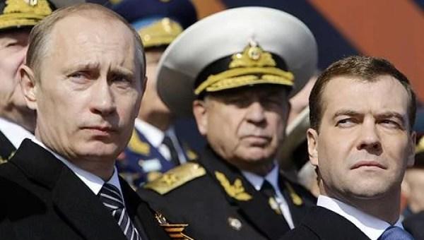 Ianoukovitch Poutine