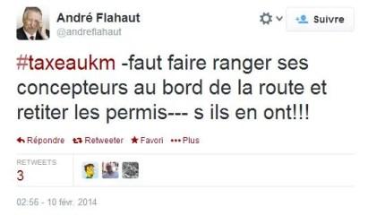 Tweet Flahaut