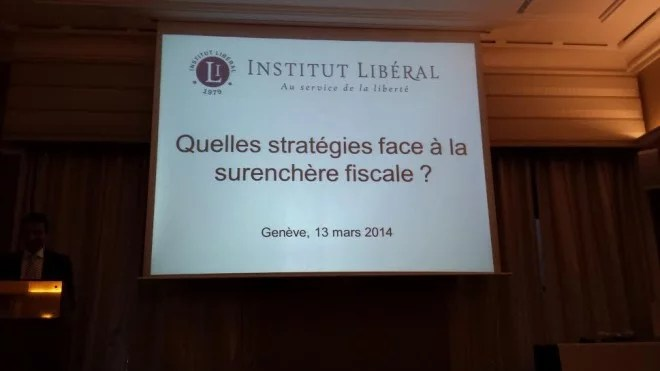 conference institut liberal 13-03-2014