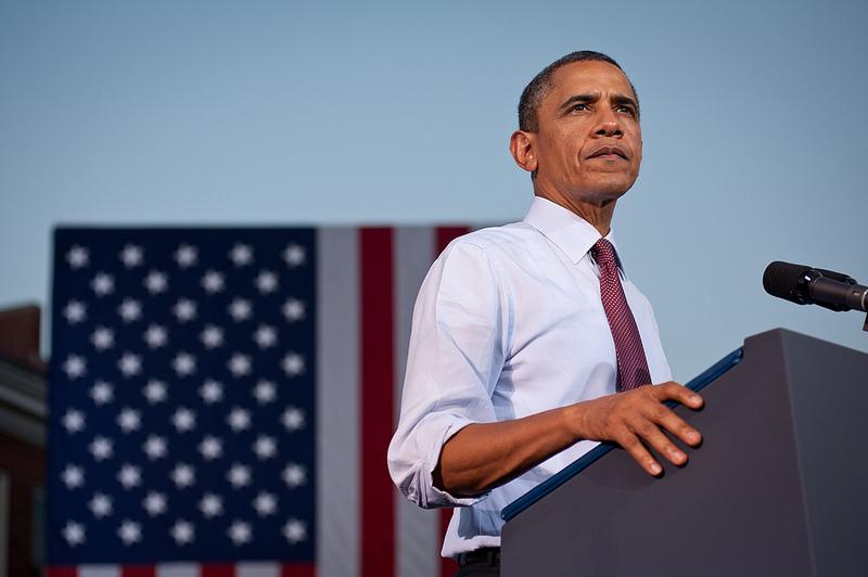 Barack Obama (Crédits : barackobamadotcom, licence Creative Commons)
