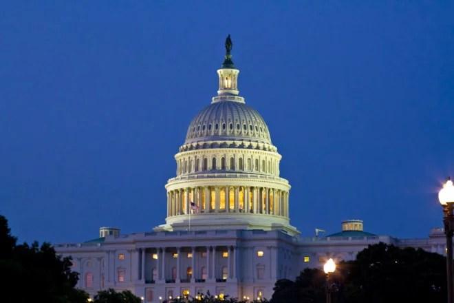 Le Capitole à Washington DC (Crédits KP Tripathi (kps-photo.com), licence Creative Commons)