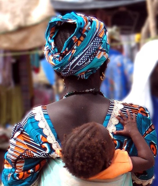 Malienne crédits Luskysky (licence creative commons)
