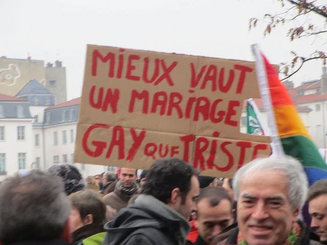 Mariage pour tous CC Max xx