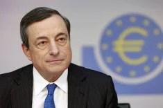 Mario Draghi en juin 2014 3 (Crédits ECB European Central Bank, licence Creative Commons)