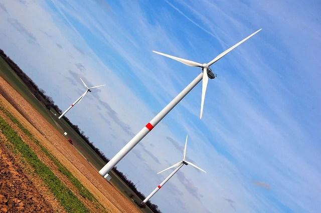 Parc éolien CC NguyenDai