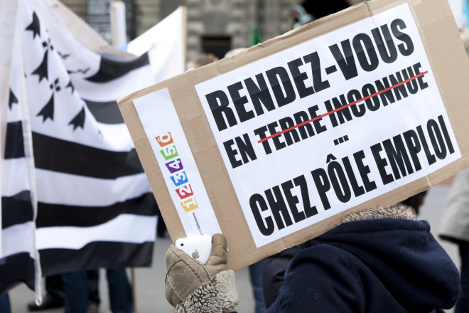 Rendez vous chez Pole Emploi Chômage (Crédits philippe leroyer, licence Creative Commons)