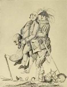 Clergé Noblesse Tiers état (Image libre de droits)