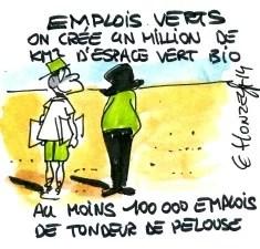 Emplois verts (René Le honzec