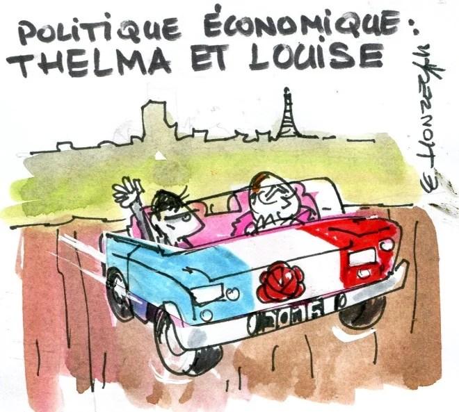 René Le Honzec Thelma et Louise