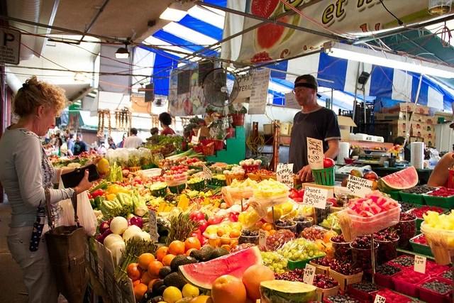 Fruits et légumes CC Flickr  Mathieu Thouvenin