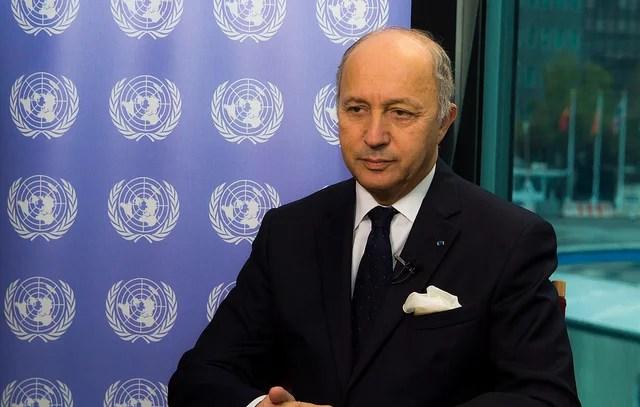 Laurent Fabius CC France Diplomatie
