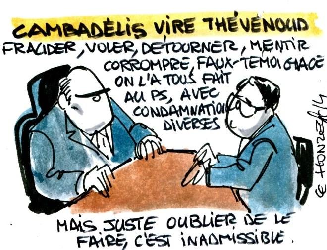 Thévenoud René Le Honzec
