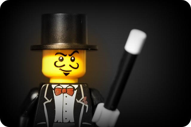 magicien magie credits eva peris (licence creative commons)
