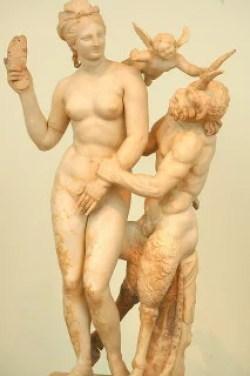 Aphrodite, Pan and Eros CC Flickr Robert Wallace
