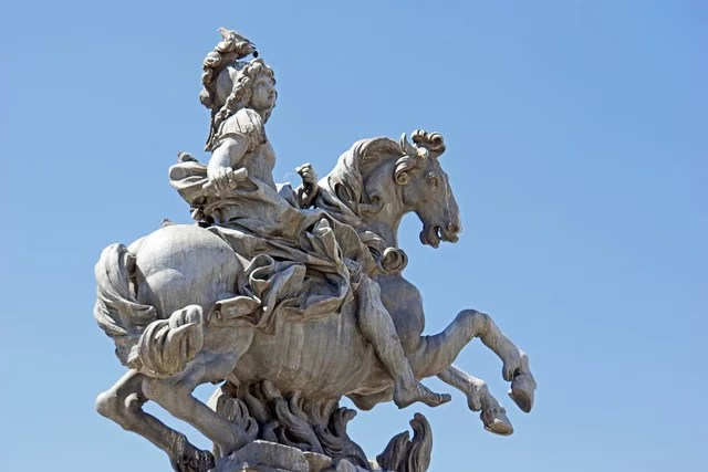 Louis XIV (credits dennis) (licence creative commons)