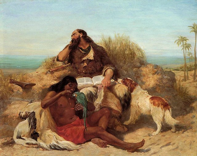 robinson crusoe credits sofi (licence creative commons)