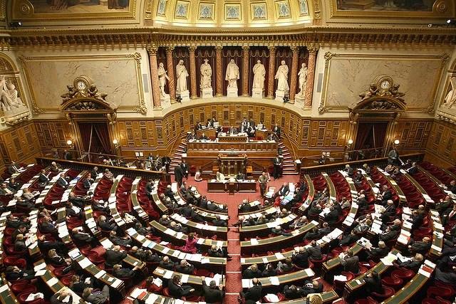 Sénat (Crédits sénat sénat, licence creative commons)
