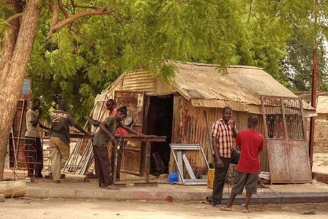 Manufacture Afrique Jan Dudas (Creative Commons)