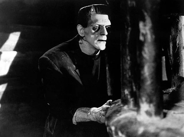 frankenstein credits insomnia cured here (licence creative commons)