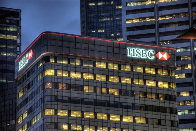 hsbc credits gyver chang (licence creative commons)