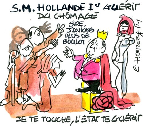 miraculeux hollande rené le honzec