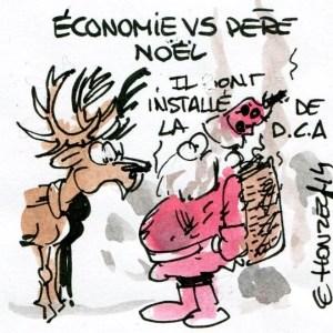contrepoints 027 économie Noël