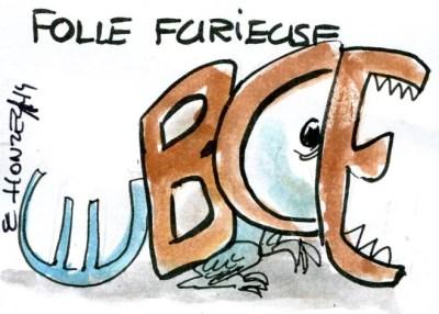 folie furieuse René Le Honzec