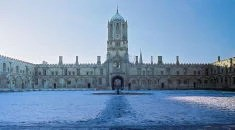 Christ Church College (Crédits Toby Ord, licence Creative Commons)