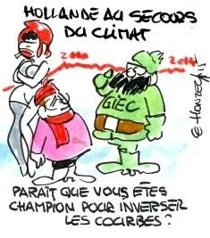 Hollande climat rené le honzec