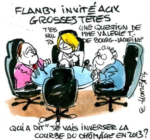 Hollande grosses têtes rené le honzec