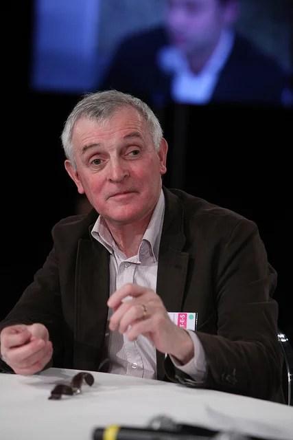 Jean Jouzel (Crédits  : Parti socialiste, licence Creative Commons)