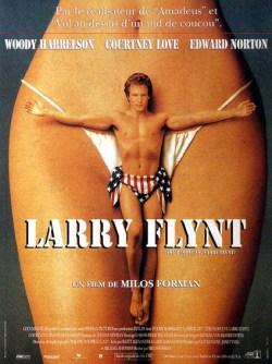 Larry Flint affiche