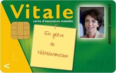 carte vitale Marisol Touraine