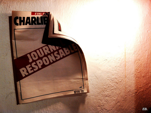 charlie hebdo credits E Broussard (licence creative commons)