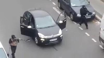 frères kouachi attaque de Charlie Hebdo Credit Françoise C (Creative Commons)