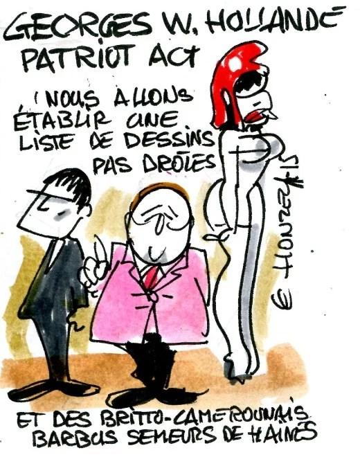 patriot act rené le honzec